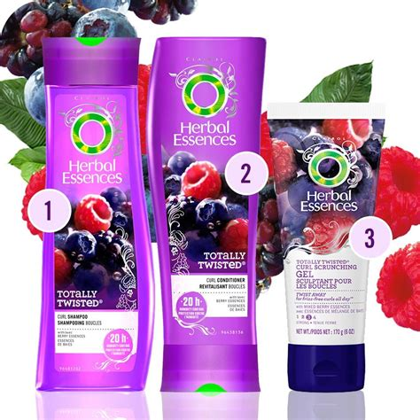 herbal essences hair care just herbal essences totally twisted curl