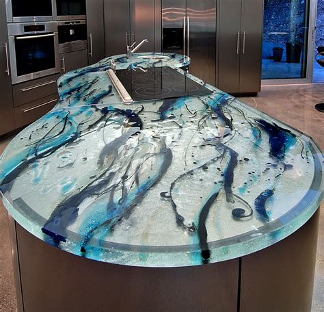Cost Of Glass Countertops Versus Granite by Surfaces Inc Surfaces Inc Is One Of The