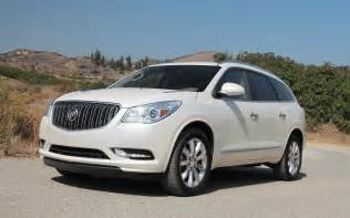 Buick Enclave 2013 Reviews 2013 Buick Enclave Front View 11 Photo 44076042