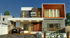 superb House Building Plans Indian Style #5: indianhomemakeover-contemporary-elevations.jpg