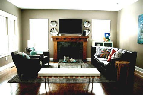 awesome living room setup ideas  fireplace