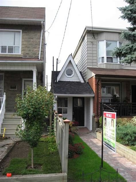 Small Houses For Sale Gta Toronto S Itty Bitty Tiny House With A Big Price
