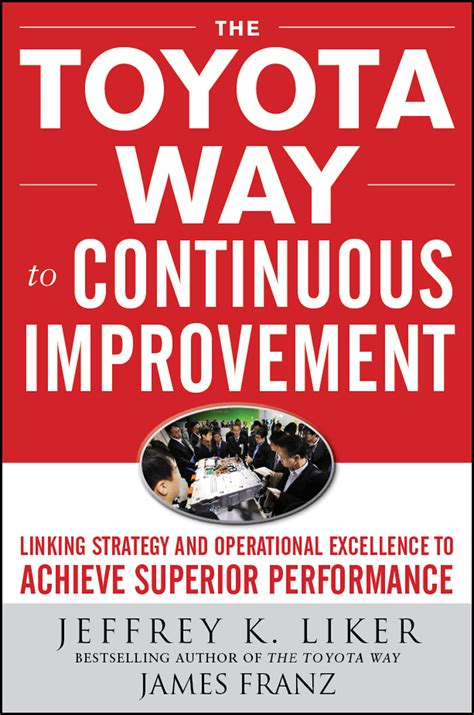Toyota Production System Book Free Dr Jeff Liker Discusses Pdca And Continuous Improvement