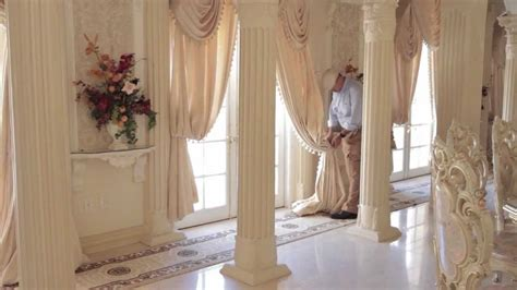 drapery los angeles video 10 custom made drapes swarovski elements
