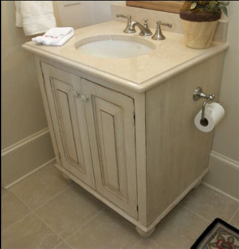 how to refinish a bathroom cabinet antique white cabinet refinish bathroom ideas pinterest