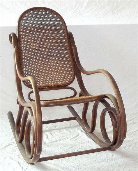 antique thonet chair bentwood rocker 19th antique bentwood rocking chair austrian thonet style 19thc