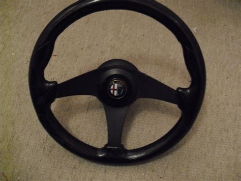 volante alfa 75 volant pour alfa 75