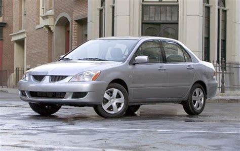 2005 mitsubishi lancer problems used 2005 mitsubishi lancer for sale pricing features
