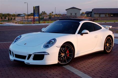 Porsche 911 4s For Sale Usa by Purchase Used 2014 Porsche 911 4s In Chandler
