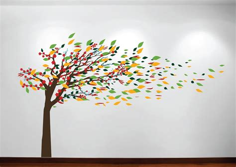 tree stencil for wall mural pin by luc 237 a gregori on diy manualidades