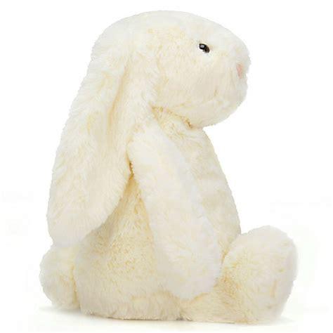buy jellycat bashful bunny soft toy large cream john lewis