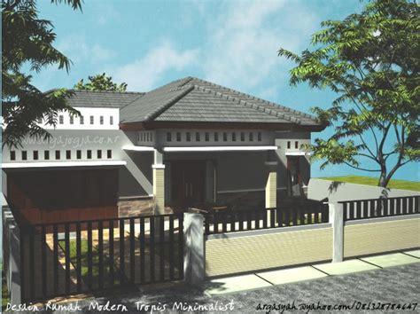 desain eksterior rumah tropis modern nawar syarif desain fasad eksterior rumah modern tropis