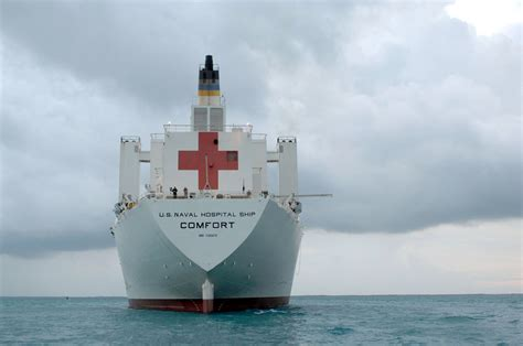 usns comfort deployment file us navy 070622 n 7088a 022 the military sealift