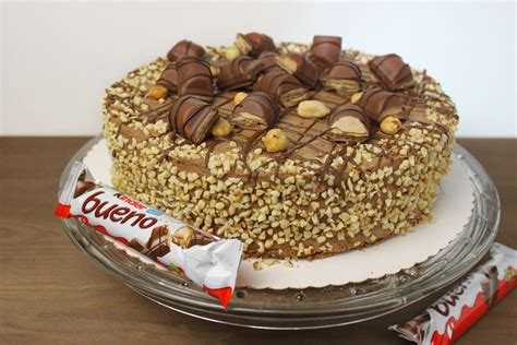 Torten Bilder by Kinder Bueno Torte Backen Torten Rezepte Absolute
