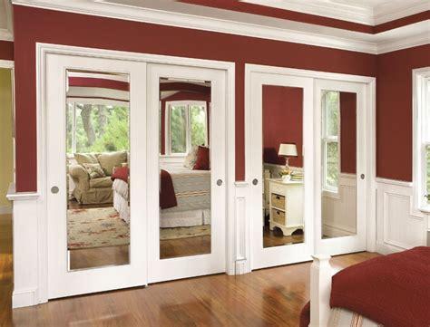 bypass mirror closet doors mirror bypass closet doors mirror impression by pass