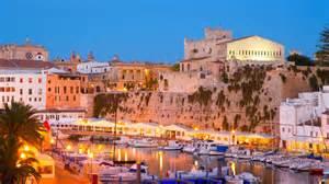 port d alcudia to menorca ferry trip seemallorca