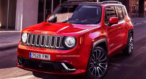 Jeep Renegade Hp by Jeep Reportedly Working On Renegade Trackhawk With
