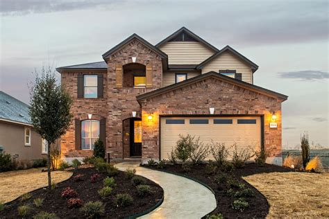 house plans austin tx new homes for sale in georgetown tx creekside at