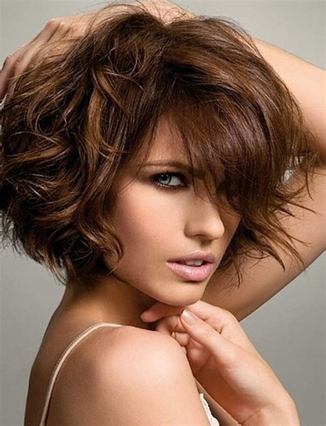 short to medium full hairstyles bouncy curls medium hairstyles for women and girls