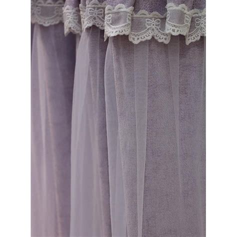 purple lavender butterfly chenille romantic princess