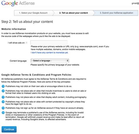 google adsense sign up tutorial introduction to google dfp small business