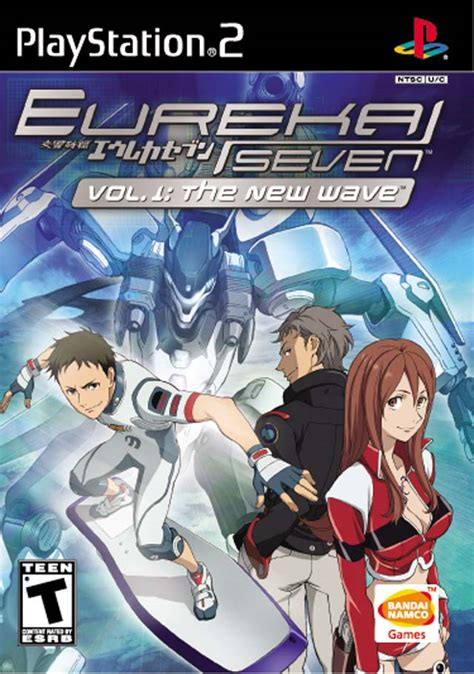 anime 2 eureka seven the new wave ps2 somewhere