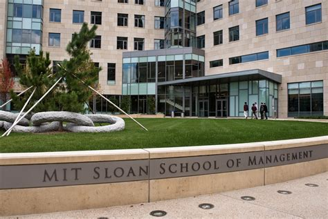 Mit Sloan Entrpreuer Mba by What S Next After Submitting The Mit Sloan Mba Application