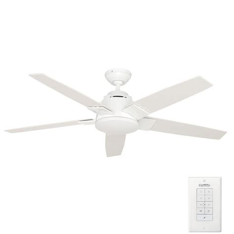 casablanca fan switch instructions casablanca zudio 56 in indoor snow white ceiling fan with