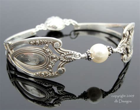 how to make silver spoon jewelry bracelet wire galleries ม ถ นายน 2013