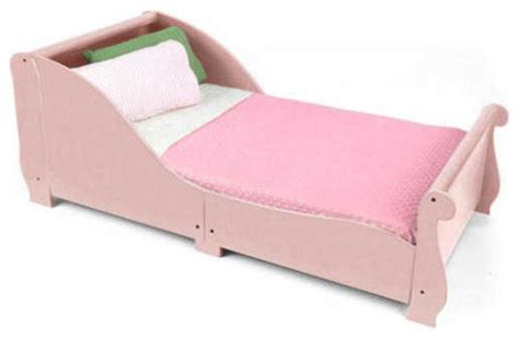modern toddler bed sleigh toddler bed pink modern toddler beds other