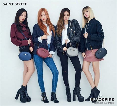blackpink leader blackpink x st scott london omona they didn t endless