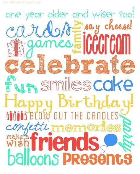 free printable birthday fonts 1000 ideas about birthday subway art on pinterest