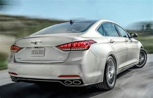 Hyundai Gennisis 2017 Hyundai Genesis G80 Us Pricing And Specs