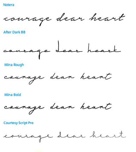 tattoo fonts pinterest courage dear heart which font tattoo ideas