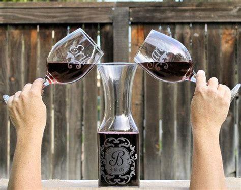 Wedding Ceremony Wine Unity by Wedding Ceremony Wine Unity Set 2 Personalized Wine