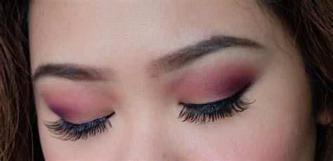 Eyeshadow Wardah Untuk Mata Sipit tips makeup untuk mata sipit daily