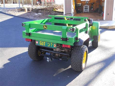 stake bed parts hpx stake bed part 1 john deere gator forums