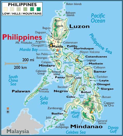 printable map philippines printable philippine map printable philippines map the