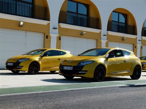 Rallyeauto F R Die Stra E by Test Renault Megane Coupe Rs Weltmeisterlicher