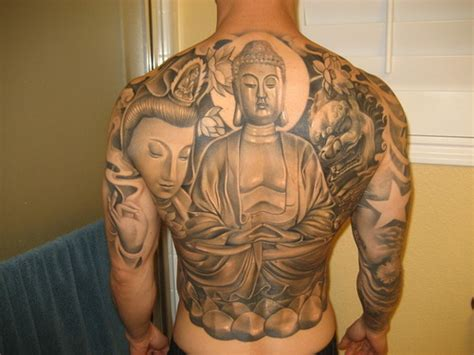 32 reverent buddha tattoo artworks creativefan