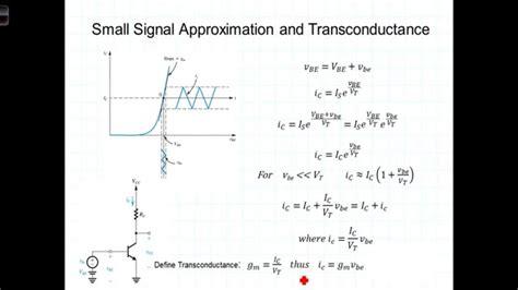 bjt transistor gm bjt transistor gm 28 images bjt lifiers impiegato sur topsy one 4 17 2017 ece250 keh ppt