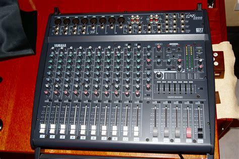 Mixer Yamaha Emx yamaha emx2000 image 284512 audiofanzine