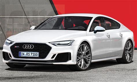 Audi Rs 7 Sportback by Audi Rs 7 Sportback 2019 Erste Fotos Update