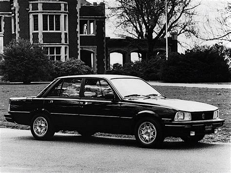peugeot cars 1985 peugeot 505 specs 1979 1980 1981 1982 1983 1984