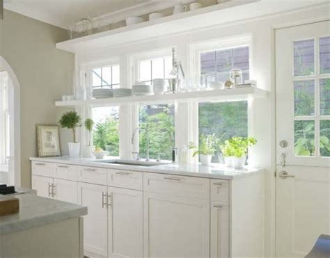 kitchen window shelf ideas a work in progress design inspiration smart shelving