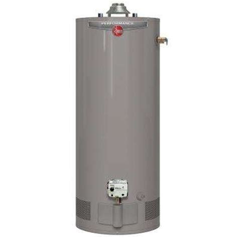 residential gas water heaters the home depot