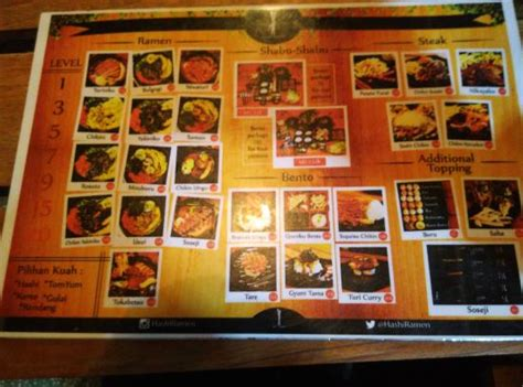 Hashi Ramen Cimahi Hashi Ramen Cimahi Ulasan Restoran Tripadvisor