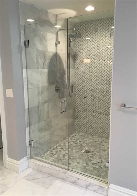 Bathroom Frameless Glass Shower Doors Frameless Shower Doors River Glass Designs Md Dc Va