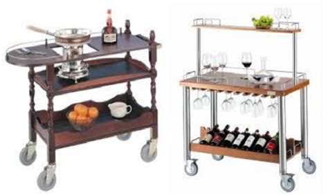 Kitchen Trolley Designs food and beverage services quick guide