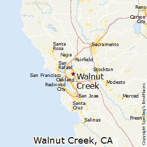 walnut california map best places to live in walnut creek california